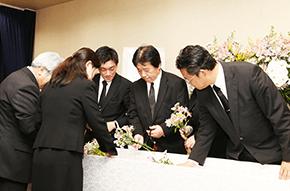 ご葬儀·家族葬の流れ