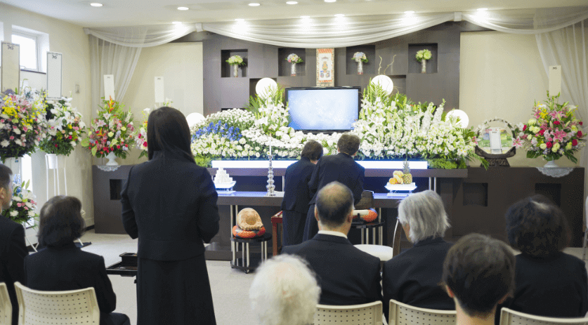 らくおう・セレモニーハウスの特長3。年間のご葬儀実績、五千件以上の信頼