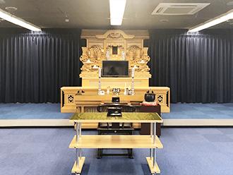 びわこ大橋会館祭壇