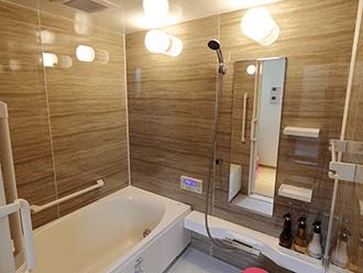 セレモニーハウス枚方浴室