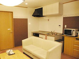 セレモニーハウス大阪東ご親族様控え室