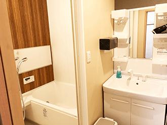 だいご六地蔵ホール浴室