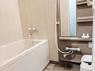 ふかくさホール浴室