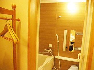 伏見桃山ホール浴室