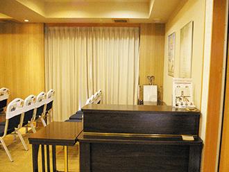 伏見桃山ホール受付