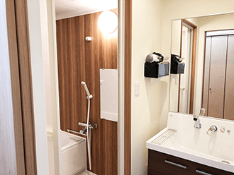 桂ホール浴室