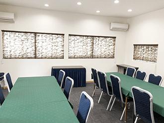 桂ホール法要室