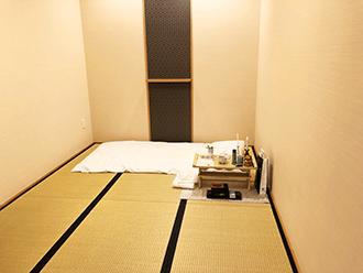 草津矢倉ホール安置施設