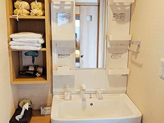 草津矢倉ホール浴室
