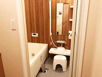 草津東ホール浴室