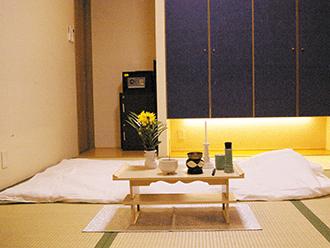 長岡京ホール安置施設