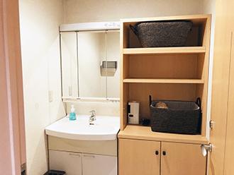 らくさいホール浴室