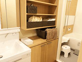 高槻中央ホール浴室