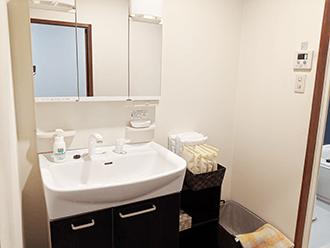 宇治ホール浴室