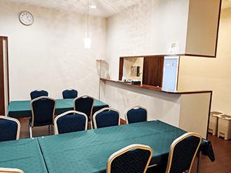 宇治ホール食事室