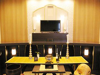 宇治槇島ホール祭壇