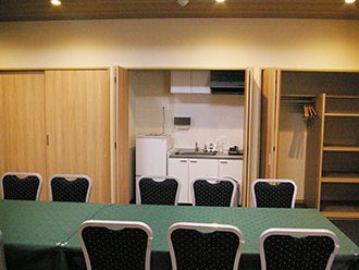 宇治槇島ホール食事室