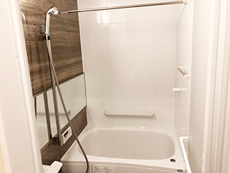 山科大宅ホール浴室