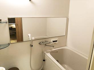 山科御陵ホール浴室