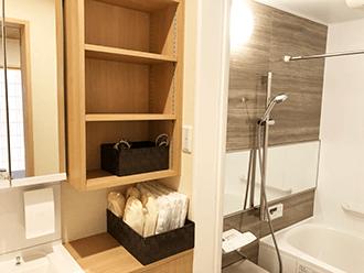 八幡ホール浴室