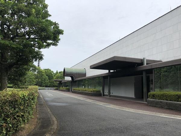 京都市中央斎場 外観