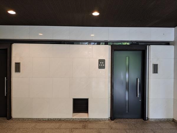 京都市中央斎場 収骨室
