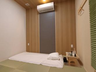 洛王西京極ホール 安置室