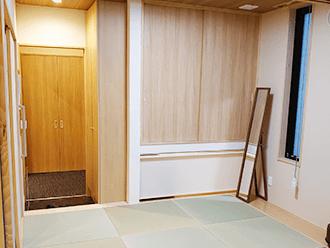 洛王西京極ホール 寺院控室