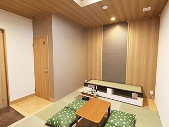 家族葬のセレモニーハウス大東新田 安置室