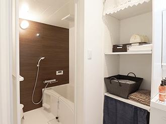 家族葬のセレモニーハウス尼崎西難波 浴室