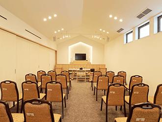 家族葬のセレモニーハウス尼崎西難波 式場