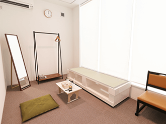 家族葬のセレモニーハウス尼崎名神町安置室