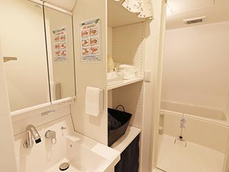 家族葬のセレモニーハウス尼崎名神町浴室