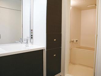 セレモニーハウス摩耶の浴室