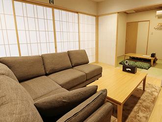 家族葬のセレモニーハウス若江ご親族様控室