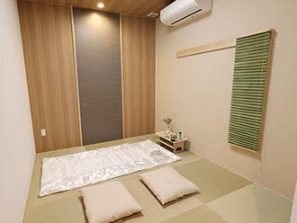 家族葬のセレモニーハウス宝塚山本 安置室