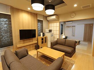 家族葬のセレモニーハウス宝塚山本 ご親族様控え室