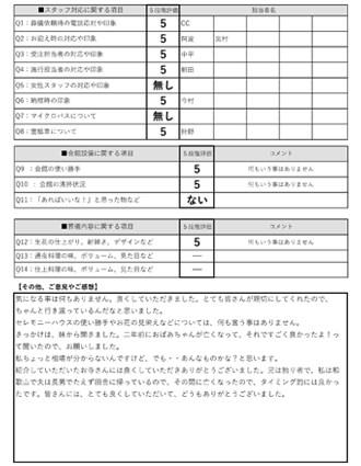 2020804堺市 H様 火葬式・直葬のアンケート