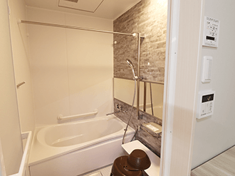 家族葬のセレモニーハウス枚方招提浴室