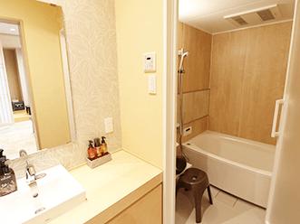 セレモニーハウス大東南津の辺浴室