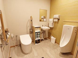 セレモニーハウス大東南津の辺トイレ