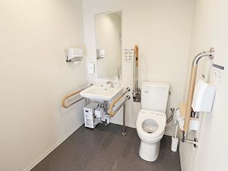 セレモニーハウス川西トイレ