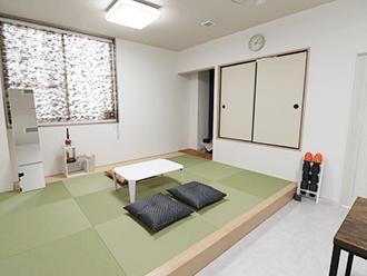 家族葬のセレモニーハウス寝屋川ご住職様控え室