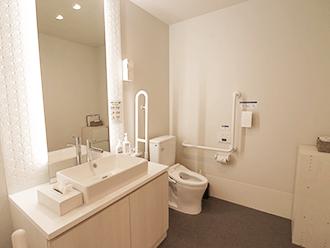家族葬のセレモニーハウス寝屋川トイレ