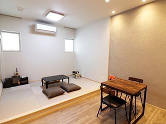 セレモニーハウス八尾青山寺院控え室