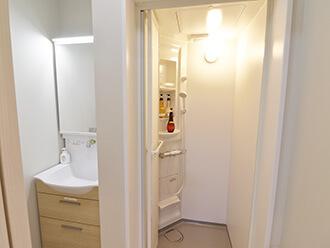 セレモニーハウス八尾青山シャワー・洗面