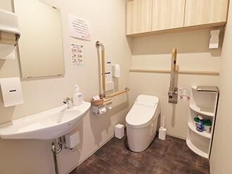 セレモニーハウス八尾青山トイレ