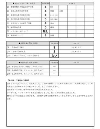 20210320京都市S様 火葬式・直葬のアンケート