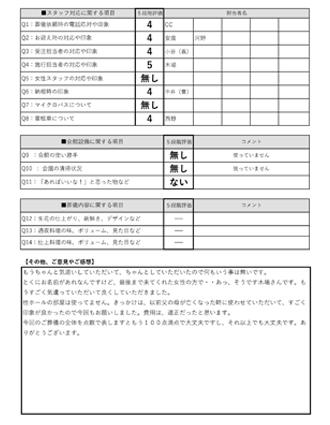 20210407京都市Y様 火葬式・直葬のアンケート