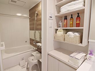 セレモニーハウス高槻登美の里浴室
